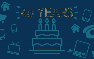 Look How Far We've Come: The DRG Celebrates Turning 45